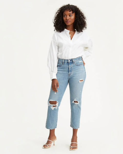 Levis Wedgie Straight Authentically Yours