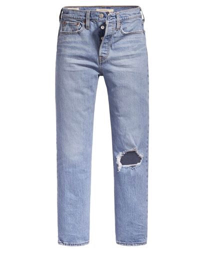 Levis Wedgie Straight - Tango Fray