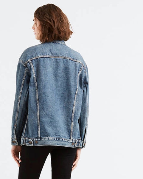 Baggy Trucker Levis Jacket