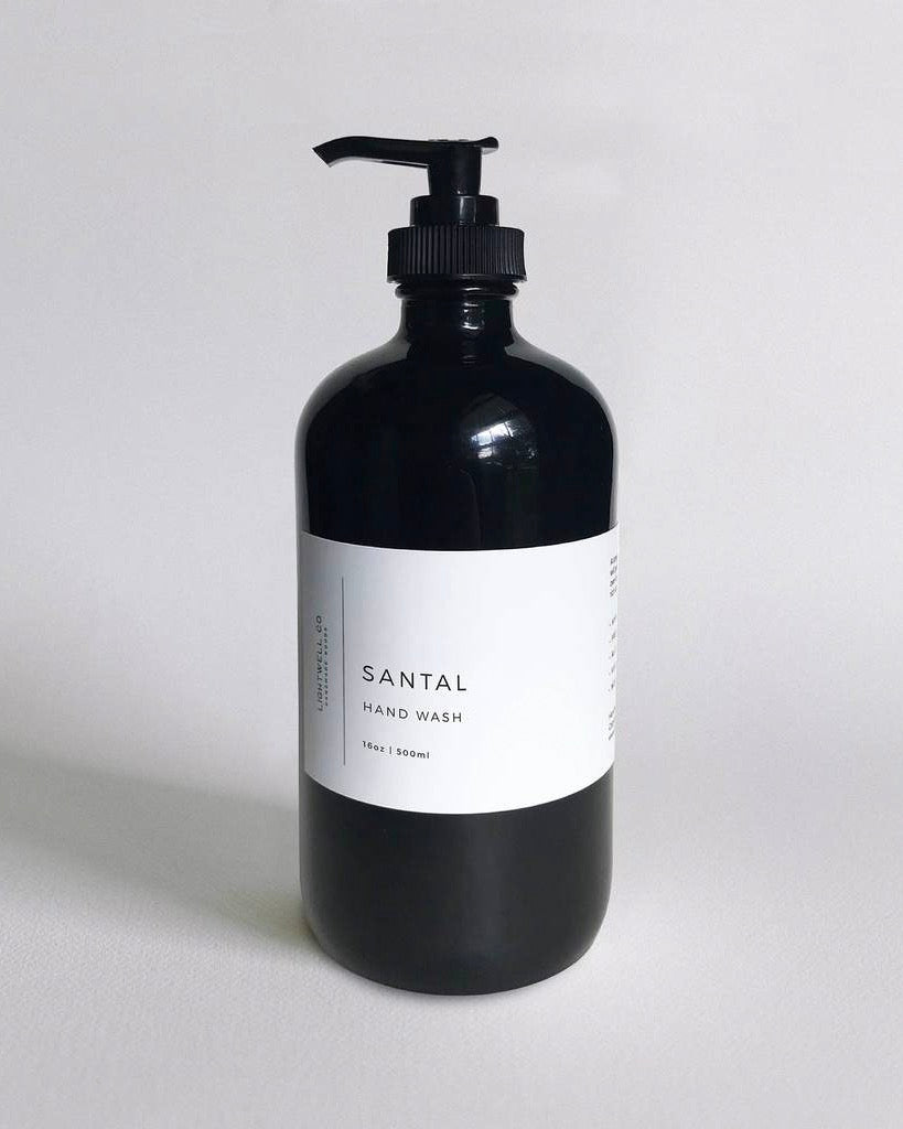 Santal Hand Wash - STORE PICK UP ONLY