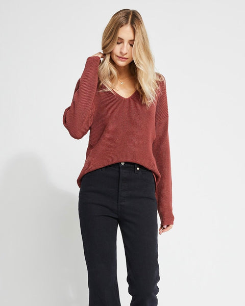 Tucker Pullover Sweater