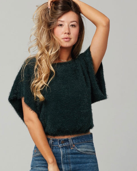 Nina Fuzzy Sweater