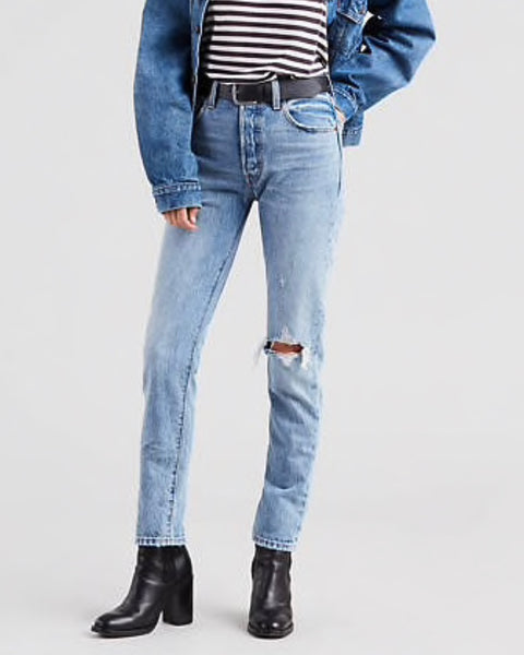 Levis 501 Skinny - Can't Touch This