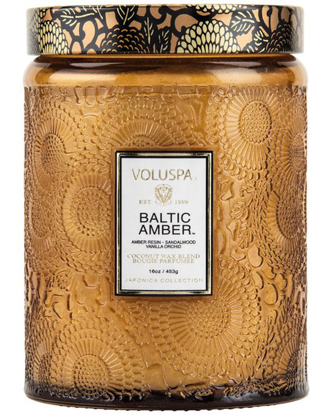 IN-STORE PICKUP ONLY! Voluspa Large Glass Jar
