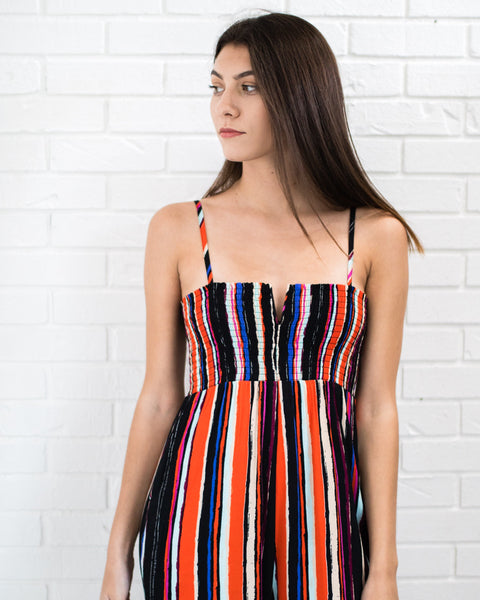 Gretchen Stripe Jumpsuit