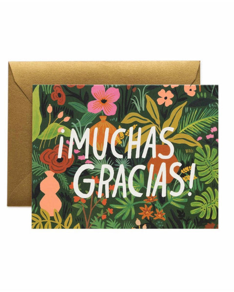 Rifle Paper Thank You Cards