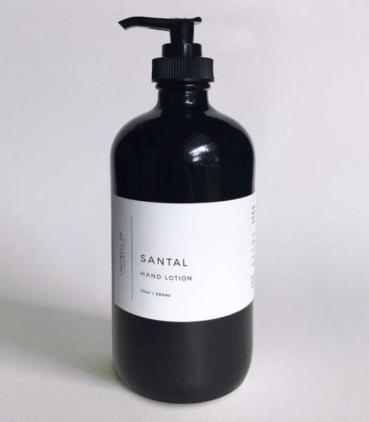 Santal Hand Lotion (Curbside or Store Pick up only)
