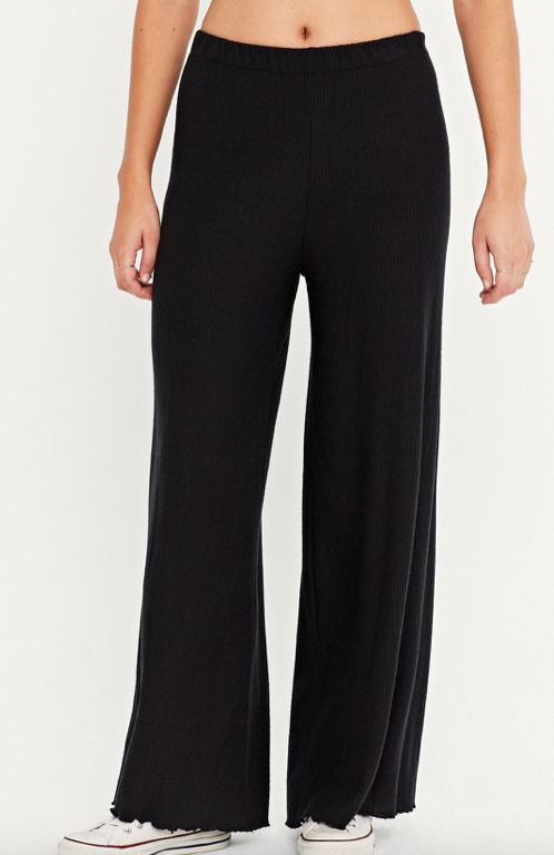 Ride Cozy Wide Leg Pant