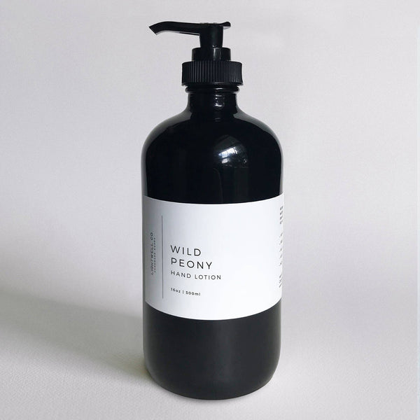 Wild Peony Hand Lotion - IN STORE PICKUP ONLY