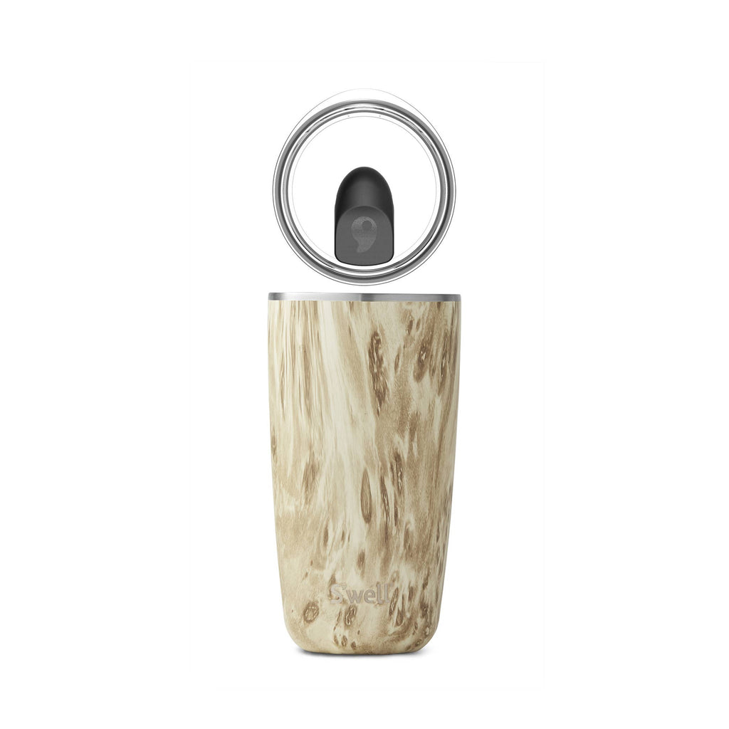 S'well - Stainless Steel Tumbler with Lid - Blonde Wood