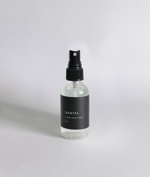 CURBSIDE / STORE PICK UP ONLY! Santal Hand Sanitizer