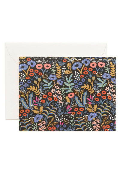 Rifle Paper Tapestry Card
