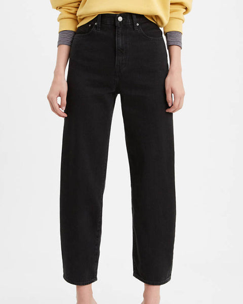 Levis Balloon Leg - Black