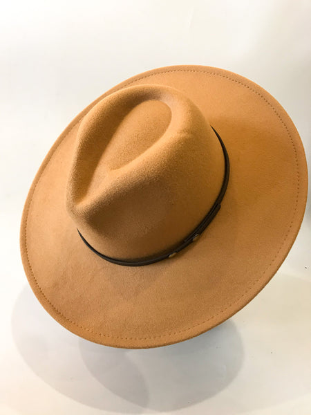 The Sunny Wide Brim Hat