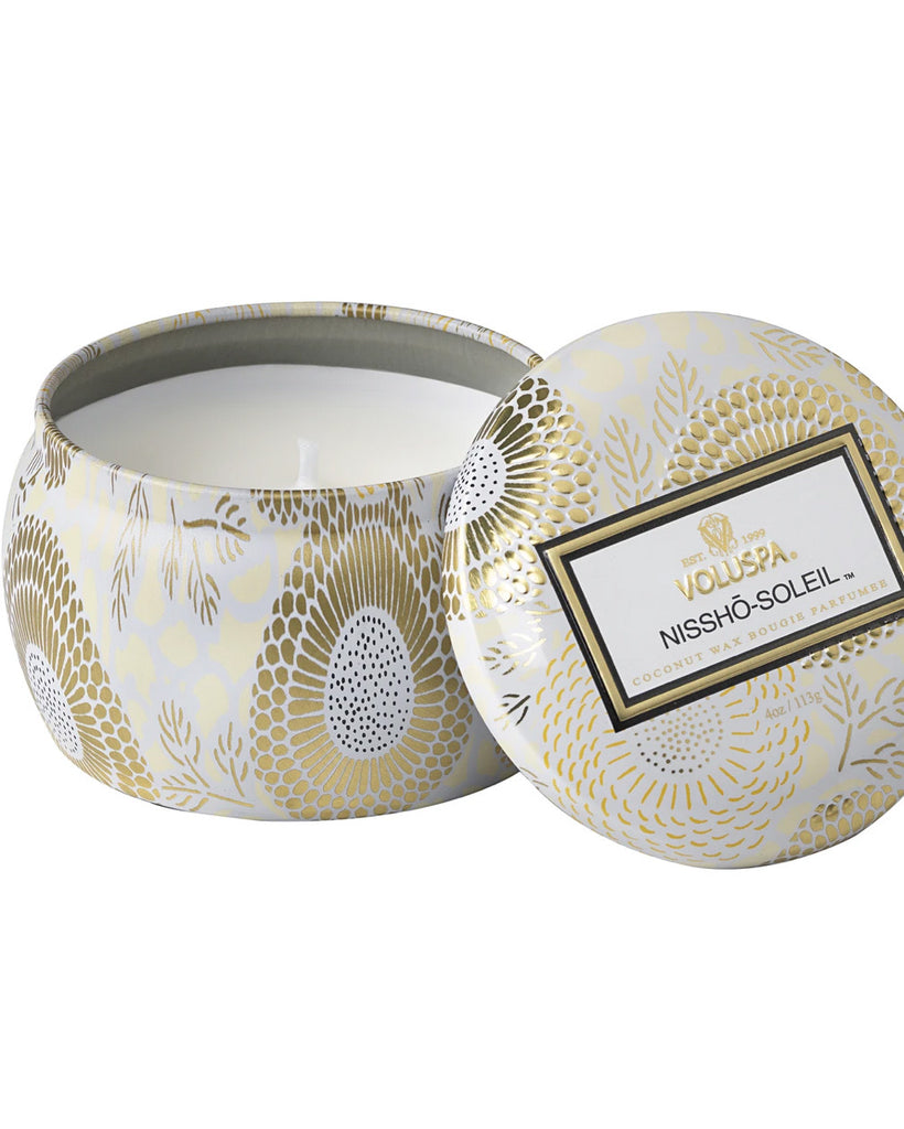 Voluspa Mini Tin Candle