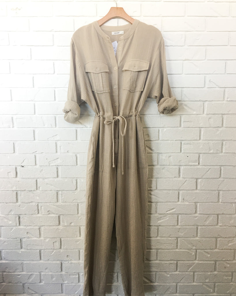 The Trevor Jumpsuit