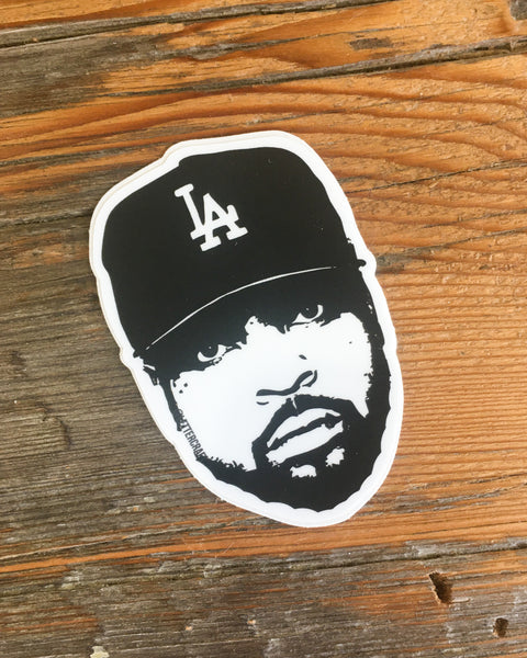 Ice Cube Sticker
