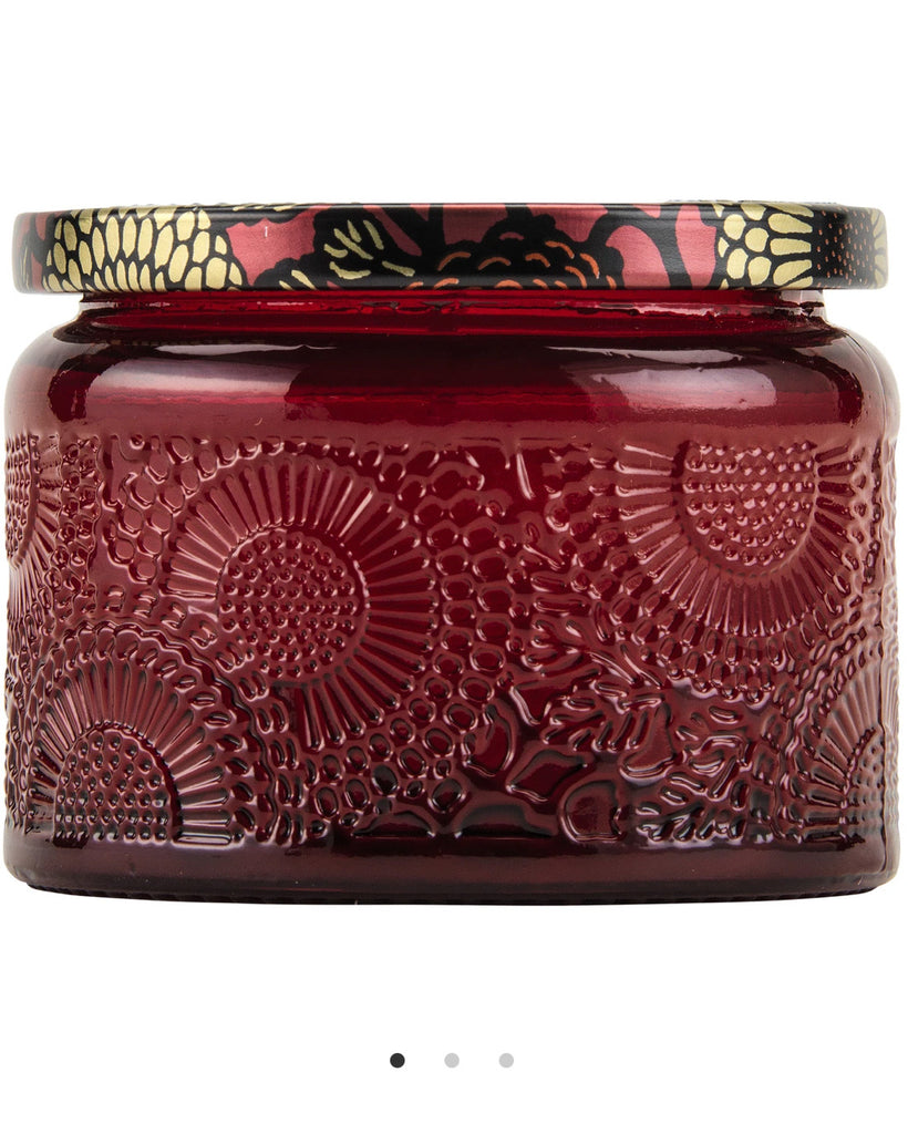 Voluspa Mini Glass Jar (Curbside or Store Pickup ONLY!)