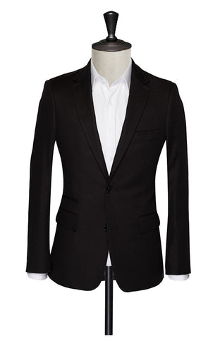 Lucca Black Sports Jacket