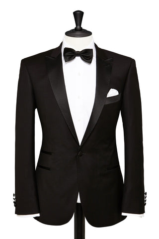 William Black Peak Lapel Tuxedo