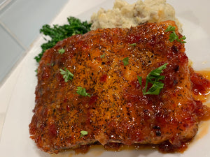 Thai Glazed Salmon