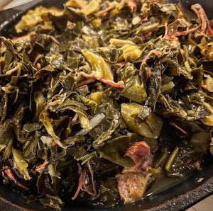 Smoked Turkey Collard Greens