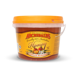 Archibald's Honey Orange Blossom 1kg