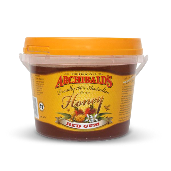 Archibald's Honey Red Gum 1kg