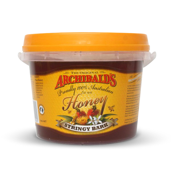 Archibald's Honey Stringy Bark 1kg
