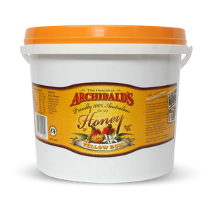 Archibald's Honey Yellow Box 3kg