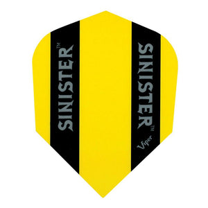 Sinister 100 Flights Standard Opaque Yellow