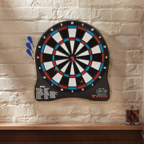 "Fat Cat Sirius 13.5"" Electronic Dartboard Soft-Tip Dartboard Fat Cat"