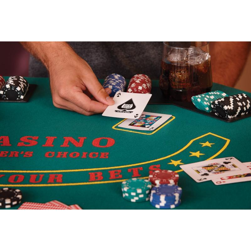 Fat Cat Poker-Blackjack Table Top Casino Tables Fat Cat