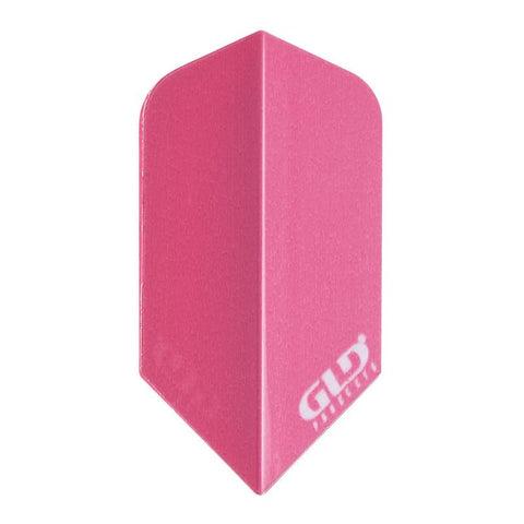 V-75 Poly Royal Hard Flights Slim Pink Lady Dart Flights Viper