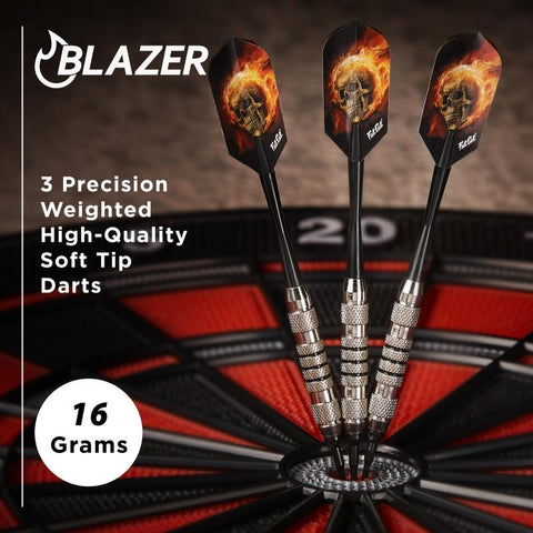 Image of Fat Cat Blazer Soft Tip Darts 16 Grams