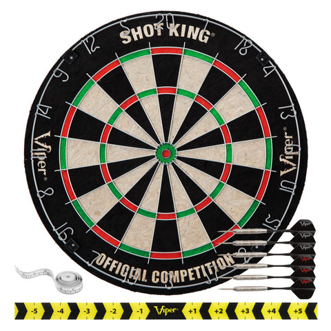 Image of Viper Shot King Sisal Dartboard
