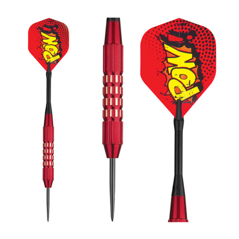 Image of Viper Comix Steel Tip Darts Red 22 Grams