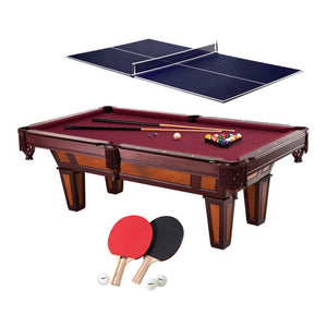 Fat Cat Reno Billiard Table with Table Tennis Top