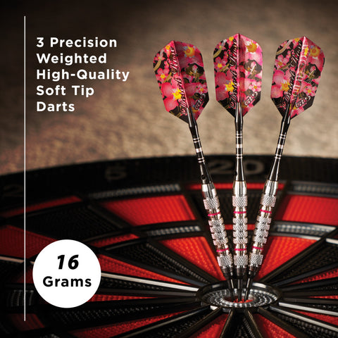Image of Viper Desert Rose Darts Soft Tip Darts 16 Grams Soft-Tip Darts Viper