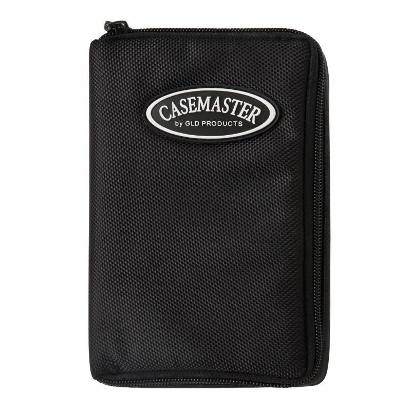 Casemaster Select Black Nylon Dart Case Dart Cases Casemaster