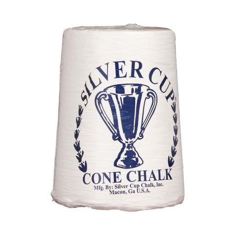Image of Silver Cup Billiard Cone Chalk Billiard Accessories Silver Cup