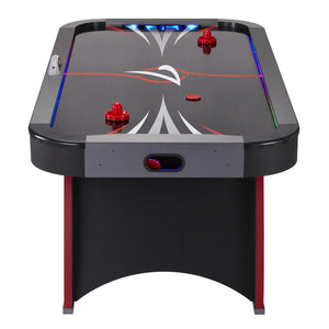 Fat Cat Volt LED Light-Up Air Hockey Table