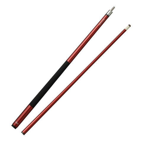 Viper Graphstrike Cue Black, Viper Graphstrike Cue Blue, and Viper Graphstrike Cue Red