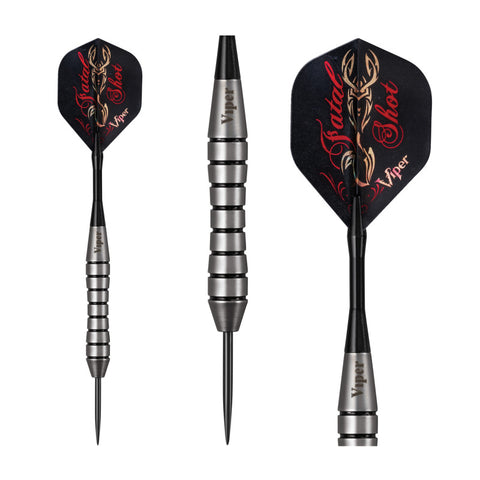 Image of Viper Underground Fatal Shot Darts Steel Tip Darts 24 Grams