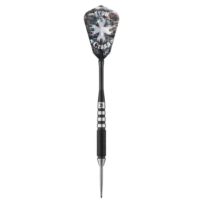 Viper Desperado 80% Tungsten Iron Cross Steel Tip Darts 24 Grams