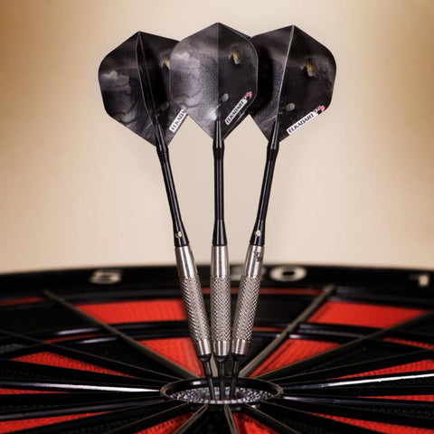 Image of Elkadart Wizard 80% Tungsten Soft Tip Darts Ringed Barrel Soft-Tip Darts Elkadart
