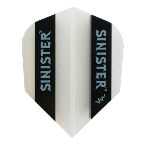 Sinister 100 Flights Standard Translucent White