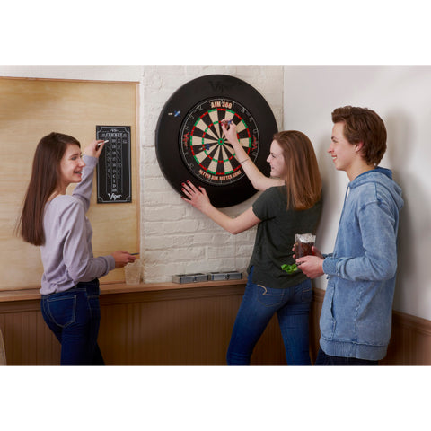 Viper Guardian Dartboard Surround Black