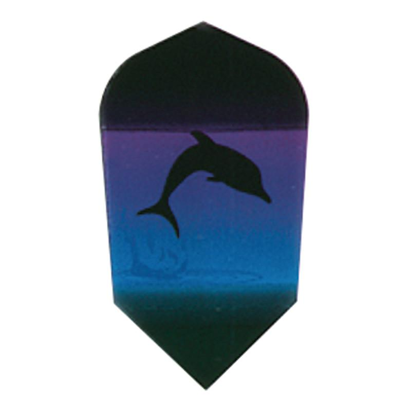 Poly Royal Hard Flights Slim Dolphin