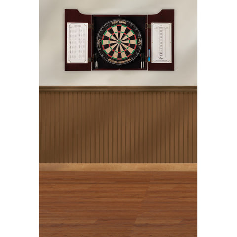 Viper Hudson All-In-One Dart Center Dartboard Cabinets Viper